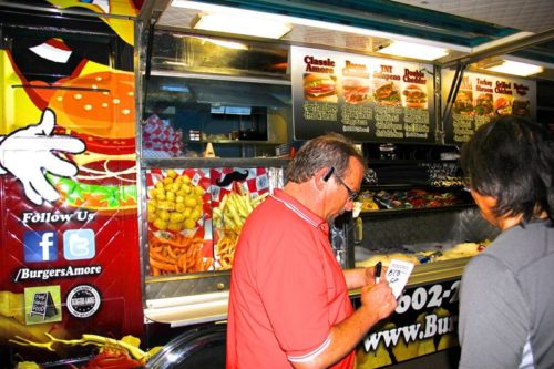Street Food Saturdays by Food Truck Caravan