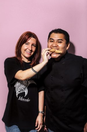 Mochiko owners Sandra Lenska and Jerry Misa. | Photo by Jon Estrada