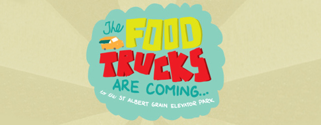 Edmonton, CAN: The Food Trucks are Coming