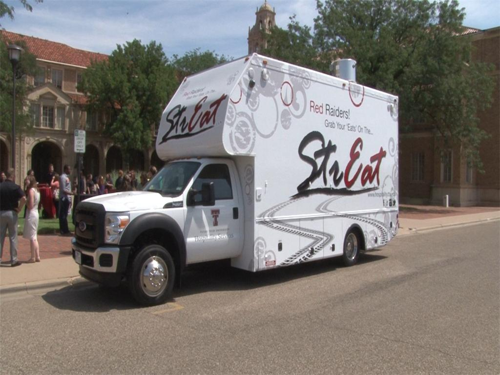 Lubbock, TX: Tech Unveils New Food Truck called StrEat