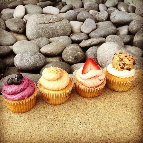 Raleigh, NC: Local Bloggers Take Over Not Just Icing Cupcake Truck at Big Boss Brewery August 5th!