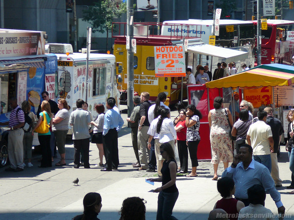 Jacksonville, FL: Proposed Regulations Come with Support from Jax Food Trucks
