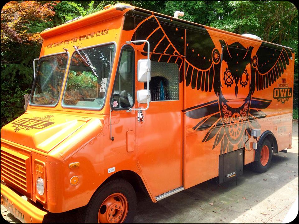 Greenville, SC: The Owl is Back – this Time on Wheels
