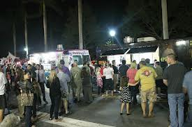 Jupiter, FL: Food Truck Invasion's 2nd Friday at Abacoa Jupiter Florida