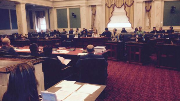 Philadelphia, PA: Philly's Food Truck Operators Take Off The Aprons To Testify At City Hall