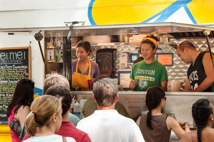 Boston, MA: Today's Lottery Determines Where Your Favorite Food Trucks Will Be This Year