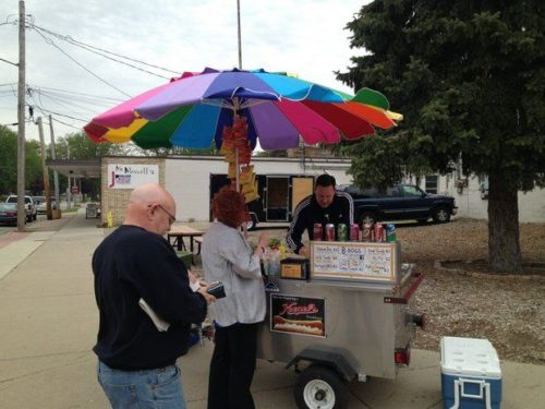 The Muskegon City Commission on March 24 will consider easing restrictions on mobile food vendors. (MLive file photo)