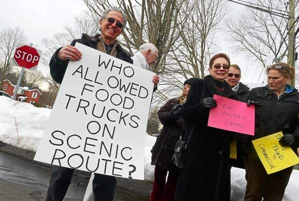 Madison, CT: Madison Food Truck Debate Heats Up Again