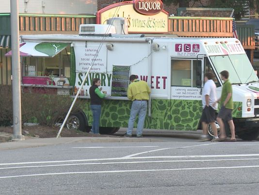 Knoxville, TN: Knoxville Food Truck Business on the Rise