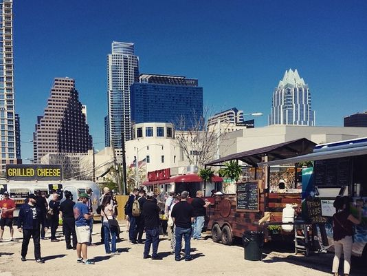 Austin, TX: Fort Collins food truck serves South by Southwest