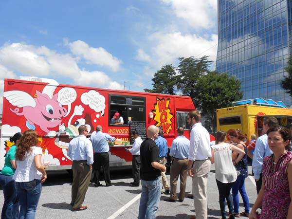 Buckhead, GA: Food Truck Friday in Buckhead