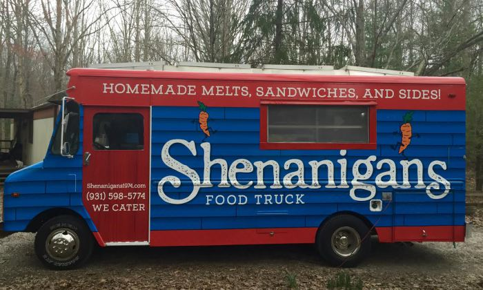 Sewanee, TN: Food truck frenzy drives its way to Sewanee