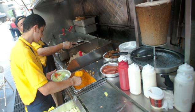 Albany, NY: Pols propose health letter grades for street food vendors