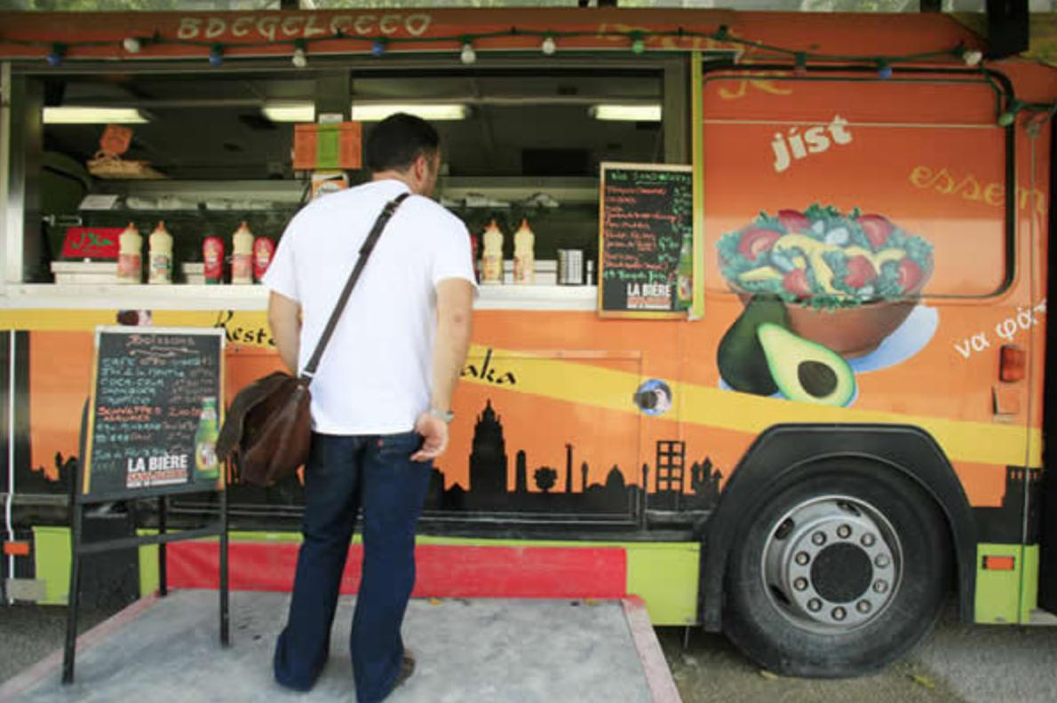 Paris, EU: Food Trucks Drive Into The Heart Of Paris…And Parisians Hearts