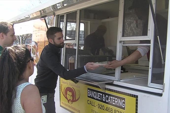Green Bay, WI: Food Truck Friday Future