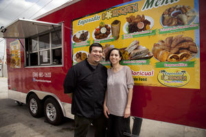 Greensboro, NC: Couple's food truck offers a taste of Puerto Rico