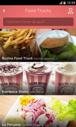 National News: 5 applications to find Food Trucks