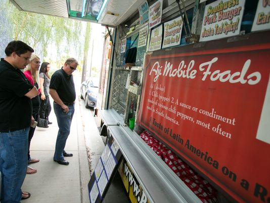 Phoenix, AZ: Chandler food truck event set for Friday night