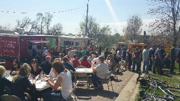 Sioux Falls, SD: Food Truck Friday