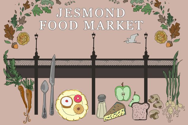 Newcastle, UK: Armstrong Bridge to host inaugural Jesmond Food Market