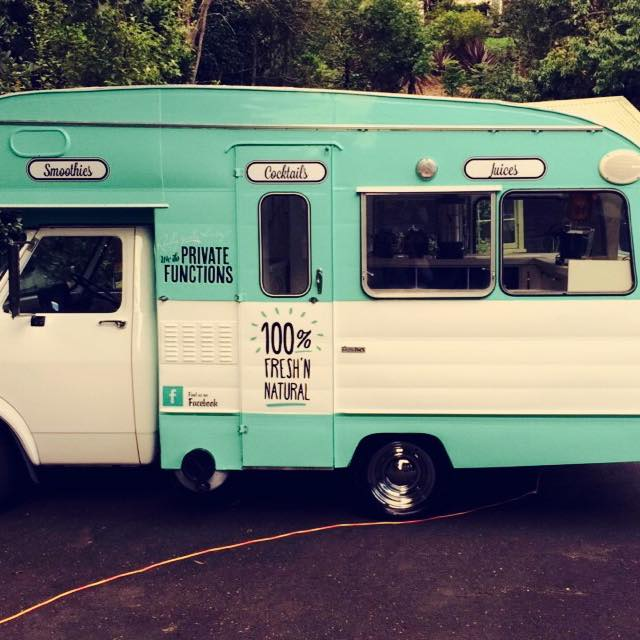 Auckland, NZ: New Food Truck – The Beverage Sisters