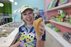 Richmond , VA : Sweet Frog hops to a new beat