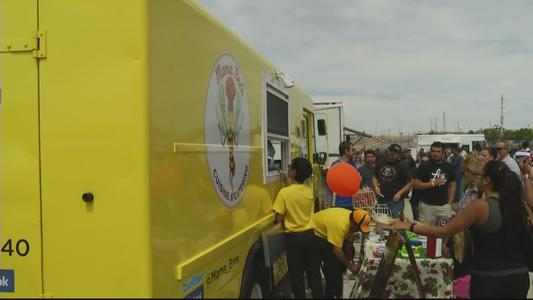 Albuquerque, NM: Great NM Food Truck Festival ends early after selling out of food
