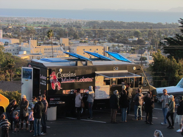 Ventura, CA: Foothill Food Truck Fest returns to Ventura's Poinsettia Pavilion