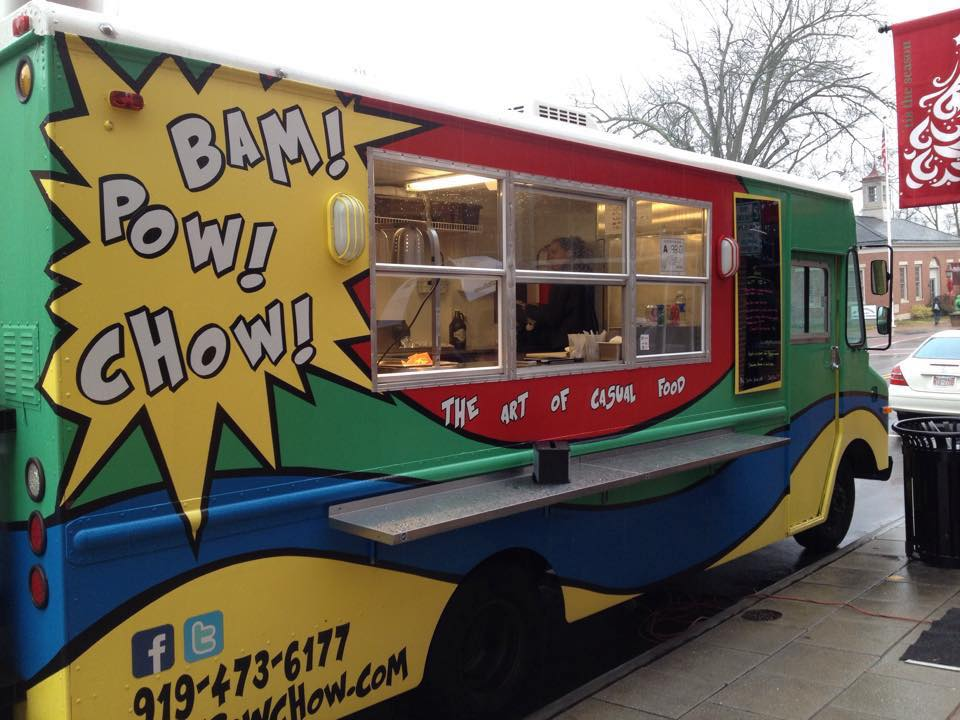 Raleigh, NC: Food Truck Thursdays in Knightdale