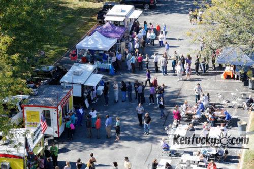 Food Truck Friday Lexington Ky