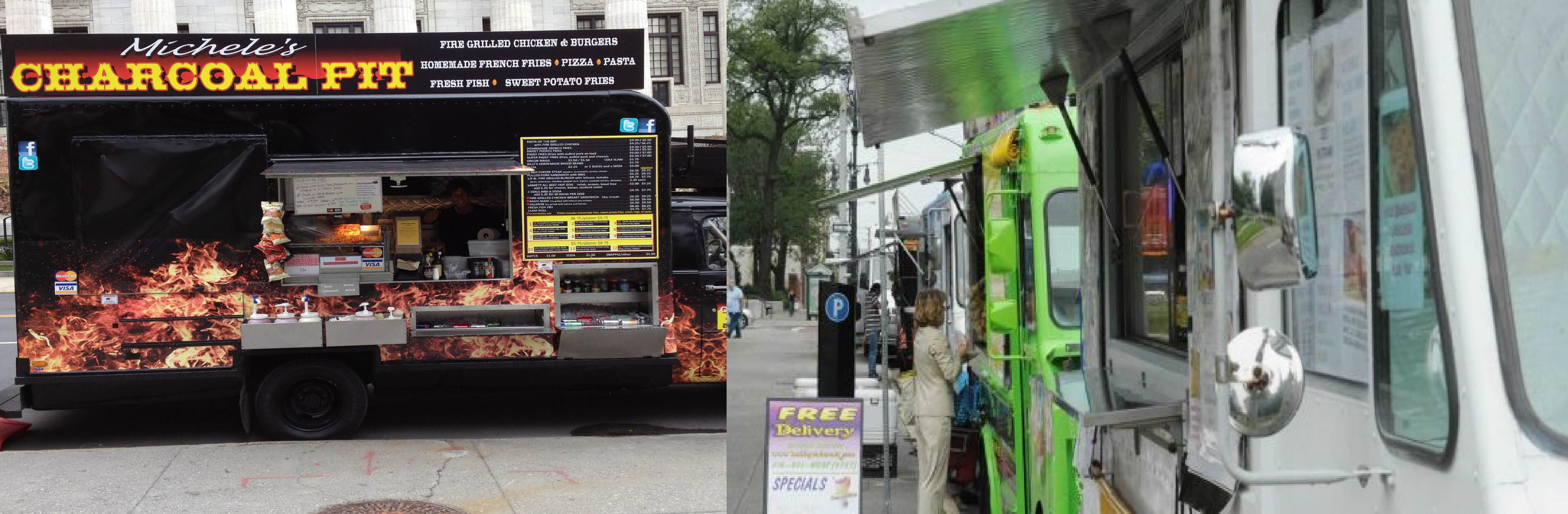 Albany, NY: Food Truck Pilot Program