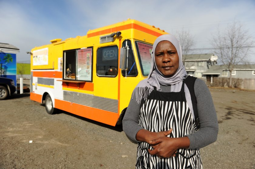 Anchorage, AK:  In Midtown and Mountain View, the flavors of Africa