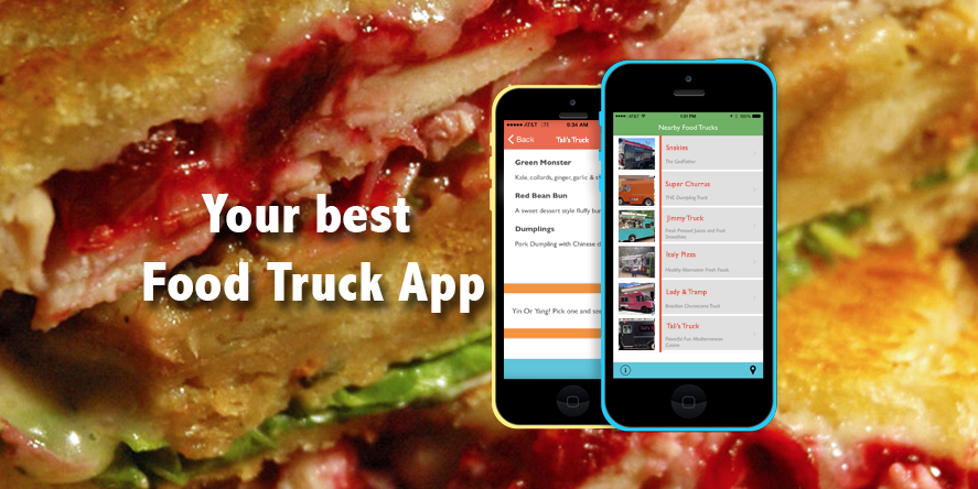 National News: FoodWheelin' Improves Food Truck Location Information With Beacons