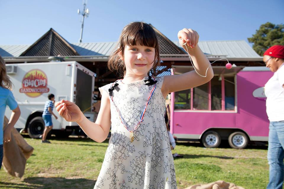 Chapel Hill, NC: Food Truck Rodeo drives charity