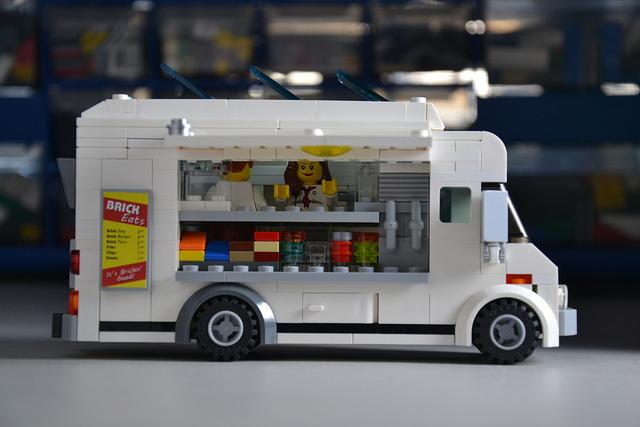 Arlington, TX: Should Arlington Have a Permanent Food Truck Park?