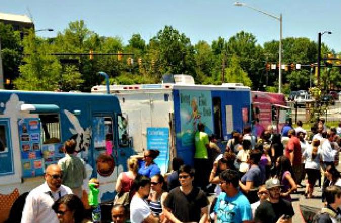 Alexandria, VA: Food truck ordinance rolls ahead in Alexandria