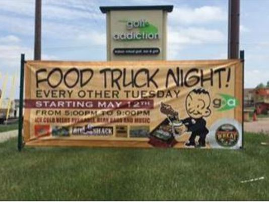 Sioux Falls, SD: Golf business debuts Food Truck Tuesday