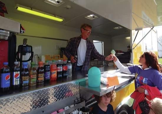 Vegan Food Truck Troy