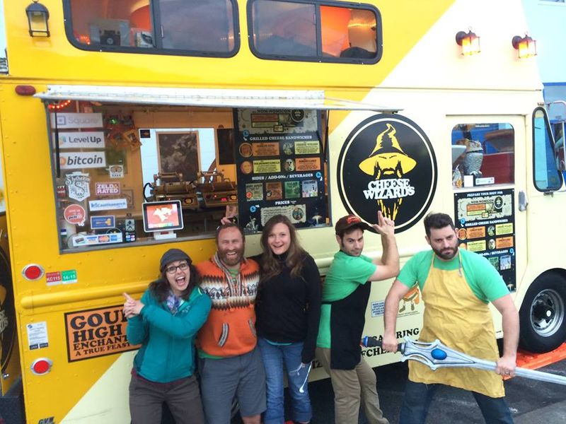 Seattle, WA: Cheese Wizards Partners to Create Seattle's First Charitable Food Truck