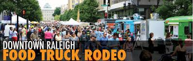 Raleigh, NC: Thousands Flock to Food Truck Rodeo in Raleigh