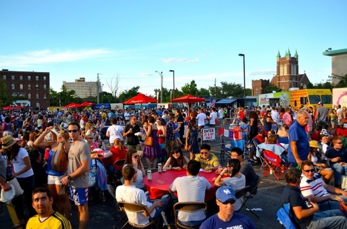 Indianapolis, IN: First Friday Food Truck Festival