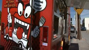 Palm Springs, CA: Food trucks coming to Palm Springs, but not in downtown area