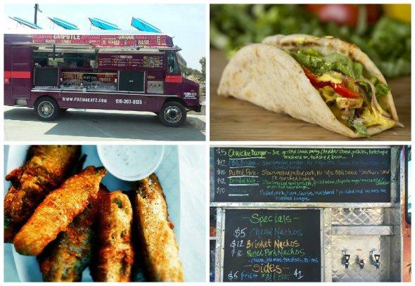 Sacramento, CA: Food trucks rev up for inaugural Eat Your Art Out street fair