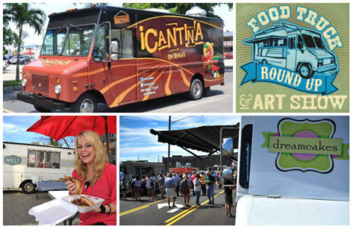 Fifteen food trucks will participate in the 2015 Protective Life Food Truck Roundup, which takes place Saturday, May 2, in the upper parking lot at Brookwood Village in Homewood, Ala.