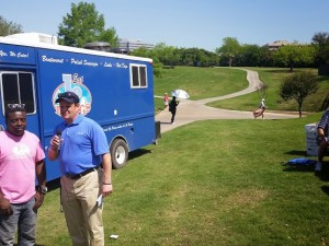 Irving, TX: North Texas Food Trucks at LPGA North Texas Shootout Are Awesome