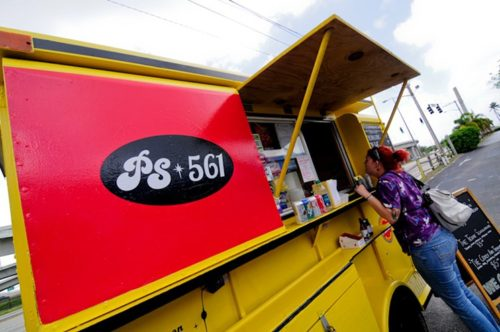 PS561 will participate in the inaugural Food Truck Face Off in Delray Beach this September. Photo by Christina Mendenhall