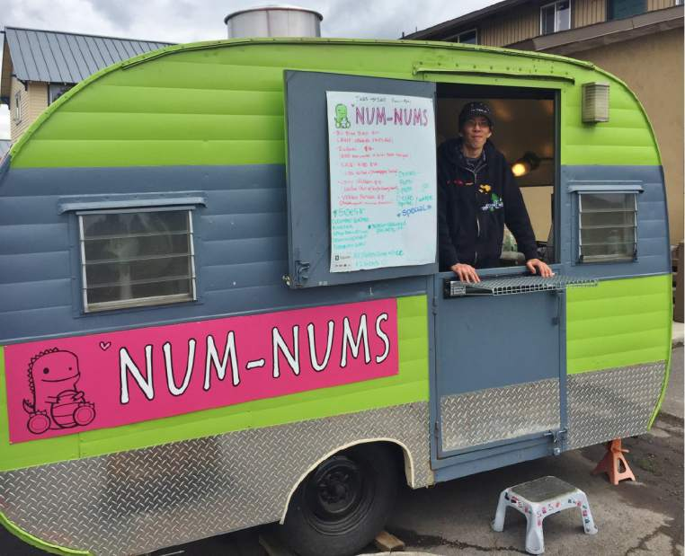 Bend, OR: Food carts rolling into Bend