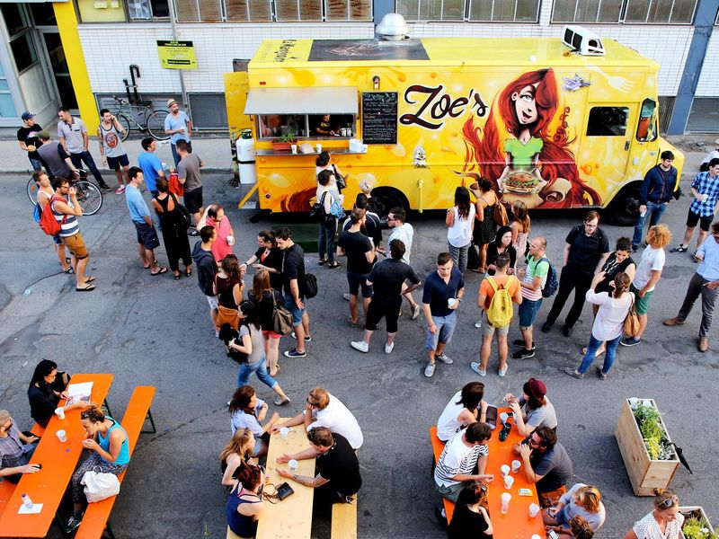 Montreal, CAN: Montreal Food Weekend – Taste of the Caribbean, Mile-Ex Food Trucks, Ribfest