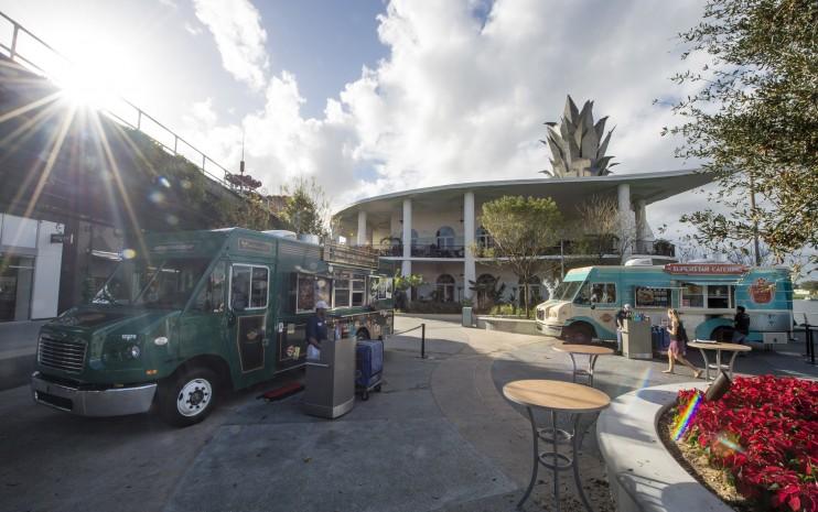 Orlando, FL: Disney Spring Food Trucks have arrived