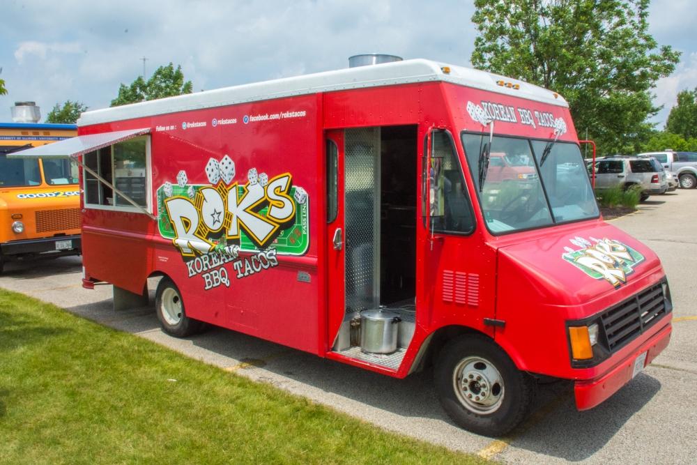 Champaign, IL: New food truck puts Korean twist on tacos